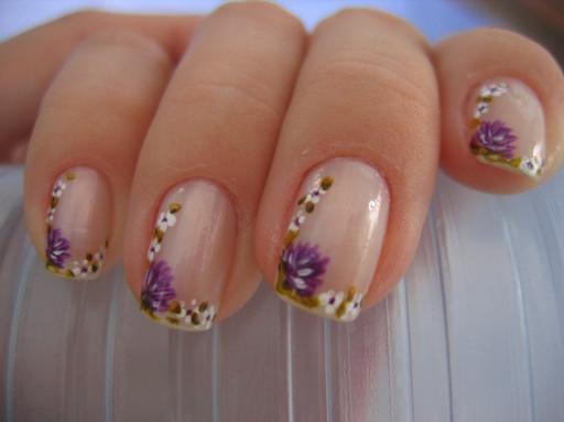 426370 unhas decoradas com flores fotos 15 150x150 Unhas decoradas com