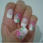426370 unhas decoradas com flores fotos 19 150x150 Unhas decoradas com flores: fotos