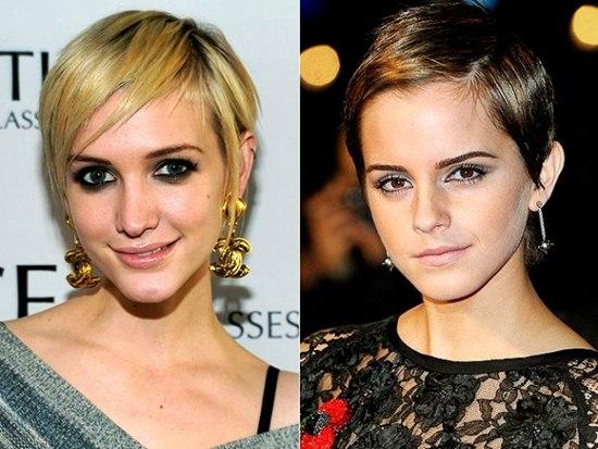 426713 Cortes de cabelo que est%C3%A3o na moda 2012 2 Cortes de cabelo que estão na moda 2012