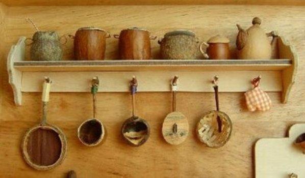 objeto decoracao cozinha : objeto decoracao cozinha:427372 Decoração rústica para cozinha dicas objetos fotos 3 150×150
