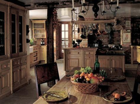 427372 Decoração rústica para cozinha dicas objetos fotos 4 Decoração rústica para cozinha: dicas, objetos, fotos