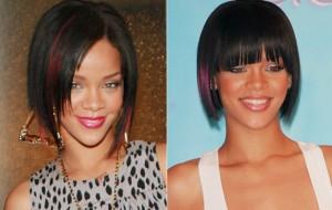 As mudanças de visual de Rihanna: fotos