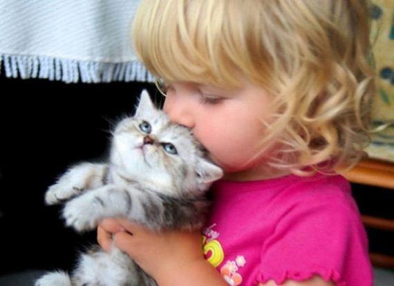 427493 crian%C3%A7as e animais fotos 12 Crianças e animais: fotos