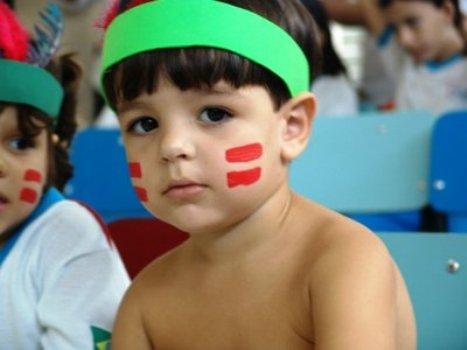 427723 Atividades infantis para o dia do índio Atividades infantis para o Dia do Índio