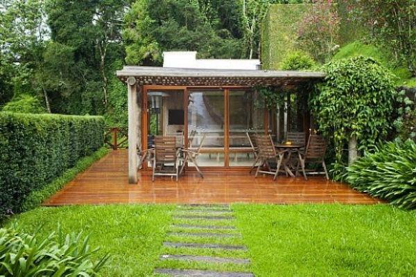 Modelos de fachada de casa de campo holidays oo for Modelos de casa pequenas para construir