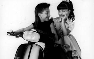 Celebridades na infância: fotos