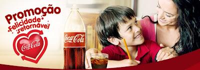 429867 promocao felicidade retornavel coca cola Promoção Felicidade Retornável Coca Cola