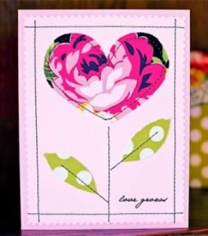 429982 Cartões de dia das mães passo a passo 2 Cartões de Dia das Mães: passo a passo