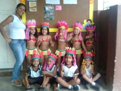 430011 Dia do índio na educação infantil 3 Dia do índio na educação infantil