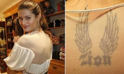 430184 4 Mães que tatuam os nomes do filho