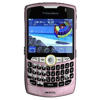 430303 BlackBerry Curve pink Blackberry com Nextel: preços, planos