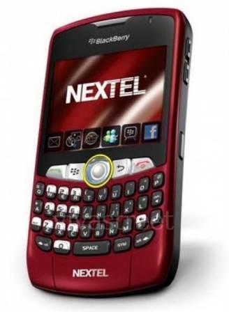 430303 BlackBerry Curve red Blackberry com Nextel: preços, planos