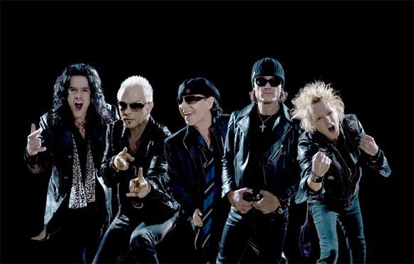 430743 Scorpions 2 Show do Scorpions no Brasil 2012