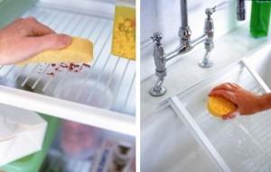 Como eliminar germes da cozinha