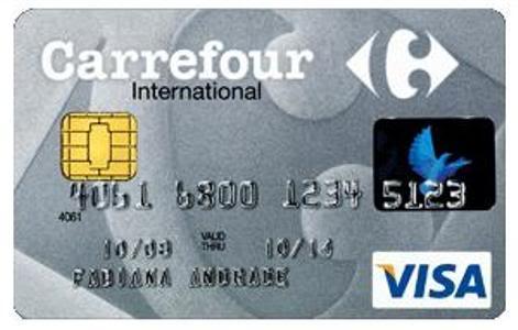 43100 cartão carrefoir Cartão Carrefour Visa: Fatura, Telefone, Saldo