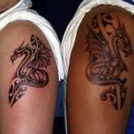 431158 Tatuagem de dragão fotos 9 150x150 Tatuagem de dragão: fotos