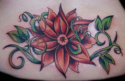 431288 Tatuagem no c%C3%B3ccix fotos 11 Tatuagem no cóccix: fotos