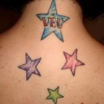 431319 Tatuagens de estrela fotos 3 150x150 Tatuagens de estrela: fotos