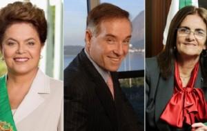 Três brasileiros aparecem na lista dos cem mais influentes do mundo