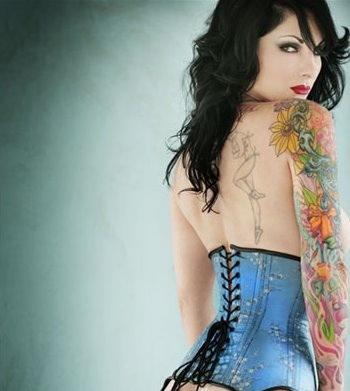 432047 Mulheres com tatuagens fotos 01 Mulheres com tatuagens: fotos