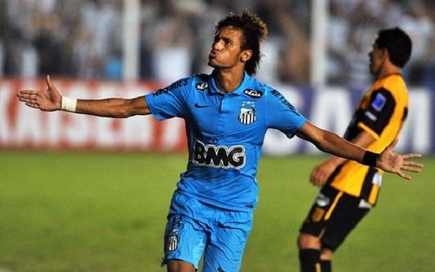 432244 Santos vence The Strongest e garante classificação1 Santos vence The Strongest e garante classificação