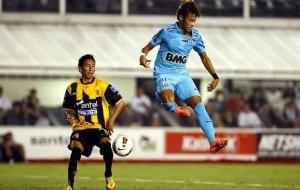 Santos vence The Strongest e garante classificação