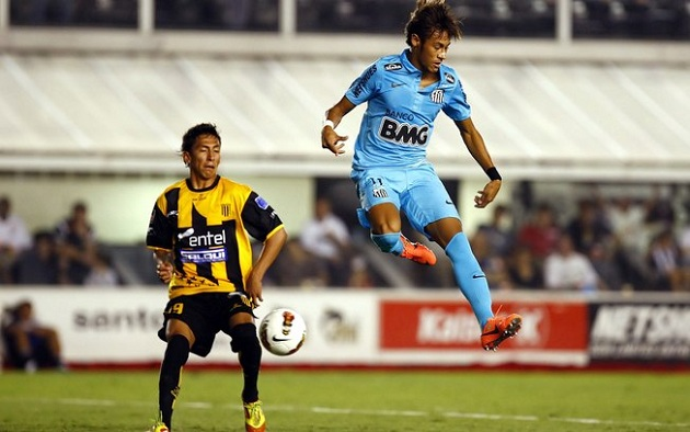 432244 Santos vence The Strongest e garante classificação2 Santos vence The Strongest e garante classificação