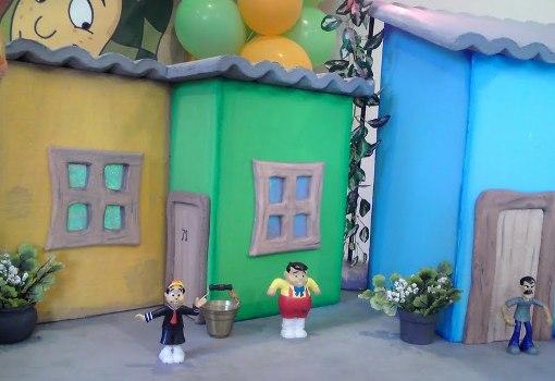 432430 Decoração de festa com tema Chaves 2 Decoração de festa com tema Chaves