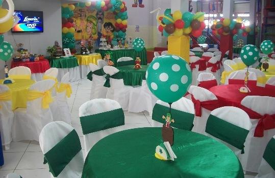 festa com tema Chaves 6 150×150 Decoração de festa com tema Chaves