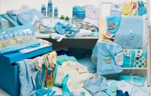 Como escolher as roupas do recém-nascido