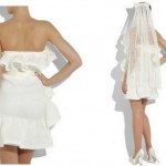 435441 Vestidos de noiva curtos fotos 16 150x150 Vestidos de noiva curtos: fotos