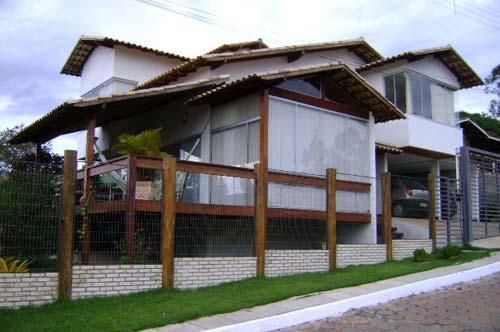 Fachadas de casas diferentes fotos mundodastribos auto - Fachadas rusticas ...
