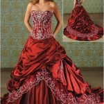 435549 Vestido de noiva diferente fotos 12 150x150 Vestidos de noiva diferentes: fotos