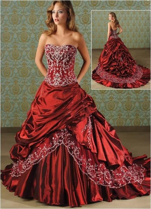 435549 Vestido de noiva diferente fotos 12 Vestidos de noiva diferentes: fotos