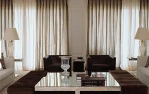 Tipos de acabamentos de cortinas