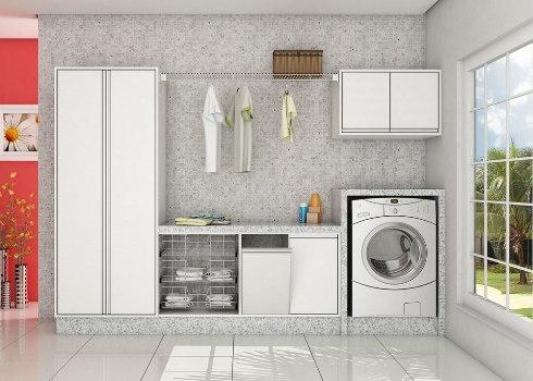 435923 Decoração de lavanderia pequena 1 Decoração de lavanderia pequena