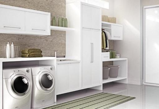 435923 Decoração de lavanderia pequena 2 Decoração de lavanderia pequena