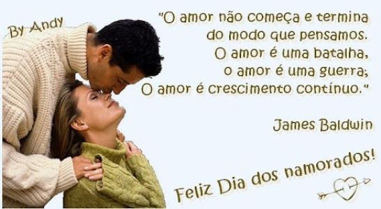 Amor Verdadeiro é Aquele Que O Vento Nunca Leva E A: DIA DOS NAMORADOS 2012