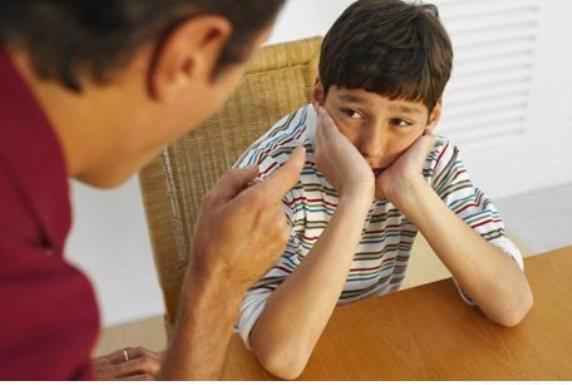 436258 reganos 456 getty Dicas para educar a criança sem palmadas