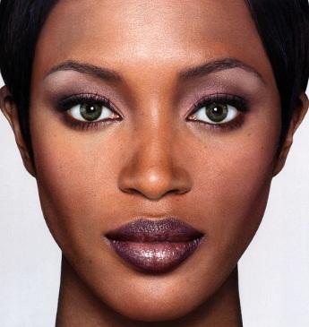 436391 Maquiagem colorida para pele negra 3 Maquiagem colorida para pele negra