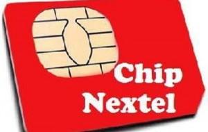 Chip Nextel: onde comprar