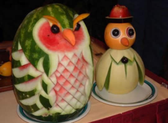 437503 mesa de frutas 01 Mesa de frutas: fotos