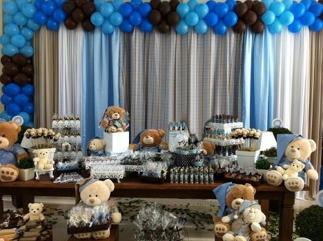 438010 Decoração de festa infantil tema Ursos 11 Decoração de festa infantil tema Ursos