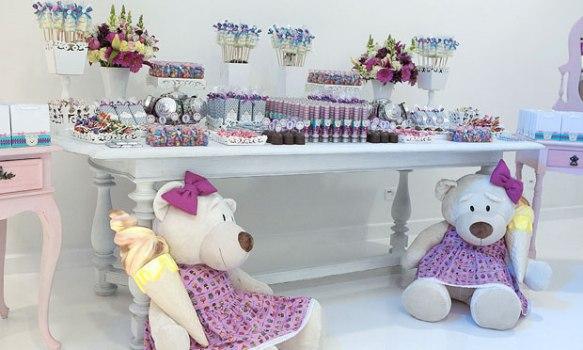 438010 Decoração de festa infantil tema Ursos 2 Decoração de festa infantil tema Ursos