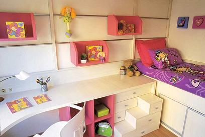 438096 Quartos pequenos decorados fotos 18 Quartos pequenos decorados: fotos