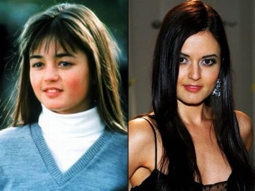 438316 o antes e o depois dos atores mirins fotos 13 O antes e o depois dos atores mirins: fotos