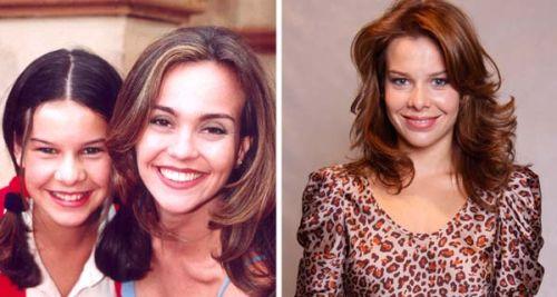 438316 o antes e o depois dos atores mirins fotos 14 O antes e o depois dos atores mirins: fotos