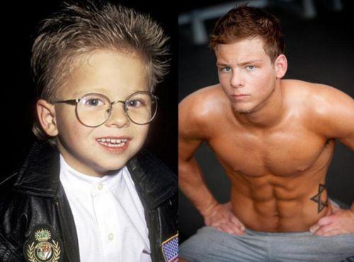 438316 o antes e o depois dos atores mirins fotos 18 O antes e o depois dos atores mirins: fotos