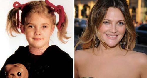 438316 o antes e o depois dos atores mirins fotos 2 O antes e o depois dos atores mirins: fotos