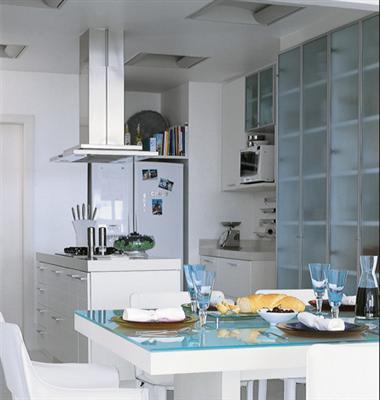 438505 Cozinhas americanas decoradas fotos 05 Cozinhas americanas decoradas: fotos